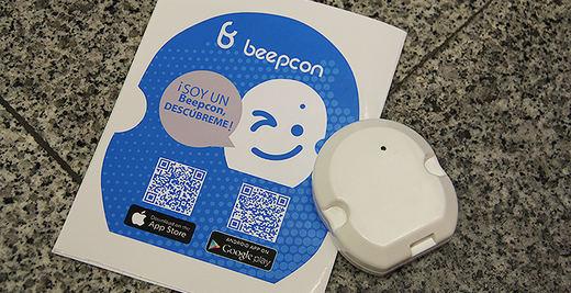 Supercor, de El Corte Inglés, más accesible con los 'beepcons' de Ilunion Tecnología y Accesibilidad