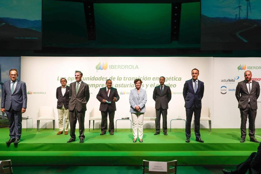 Iberdrola acelera inversiones y apuesta por la industria y el empleo local para la transformación verde en Asturias