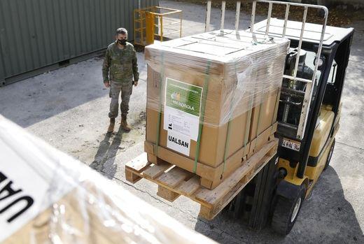 Iberdrola dona 50 equipos de respiración al Ejército para seguir combatiendo la COVID-19