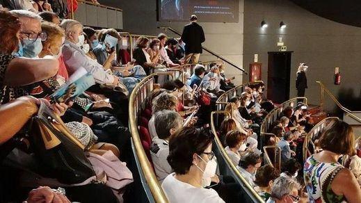 Tremenda polémica en el Teatro Real: se suspendió la función tras las quejas del público por falta de seguridad