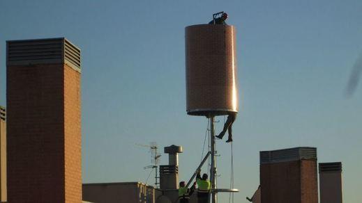 Las antenas 5G desatan la polémica en Madrid: vecinos preocupados por su instalación