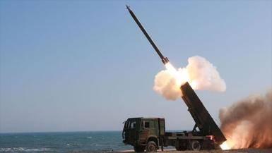Así desafió Corea del Norte a Trump lanzando un misil balístico
