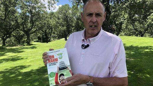 Publicado un libro sobre Jon Rahm: 'El milagro del golf español'