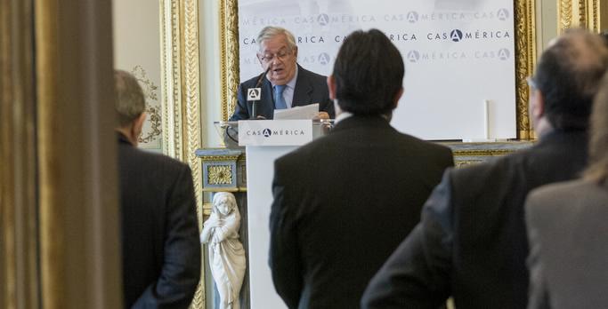 El XI Congreso Iberoamericano de Periodismo, presentado en casa de América