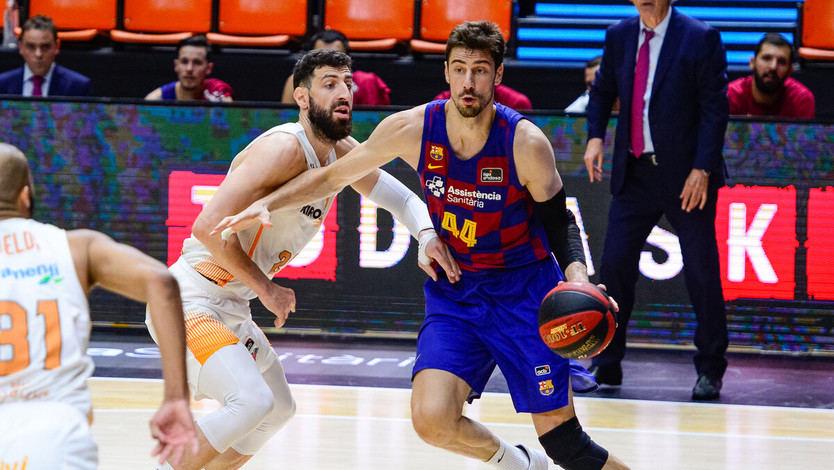 Barça-Baskonia, la final de la Liga ACB más especial