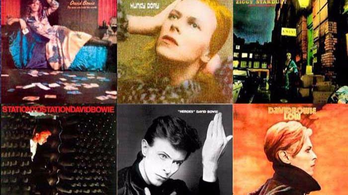 Un año David Bowie: repasa sus 10 mejores discos