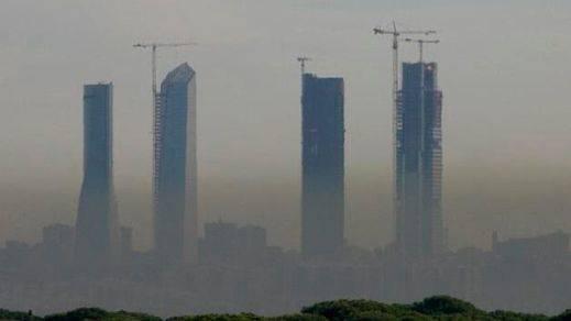 Madrid podría prohibir todo el tráfico dentro de la M-30 por contaminación