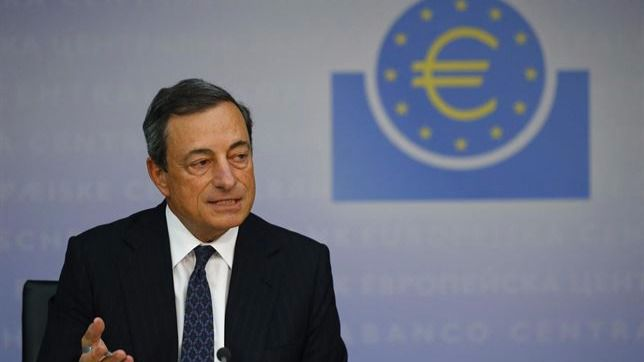 Draghi estudia tomar medidas en marzo para paliar la sangría en las bolsas