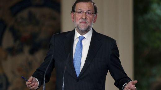 Rajoy lo deja claro antes de ir a visitar al Rey: