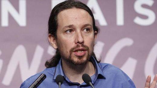 A Pablo Iglesias le pilla la 'maldita' hemeroteca
