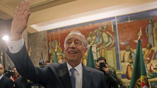 Portugal da la espalda al pacto de izquierdas: el conservador De Sousa obtiene mayoría absoluta