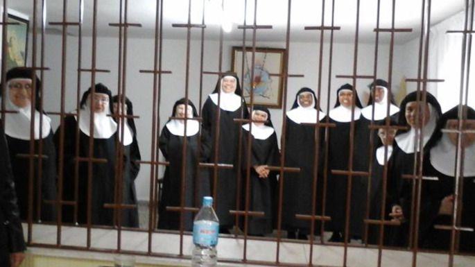 Un convento retenía a 3 jóvenes indias contra su voluntad como monjas de clausura