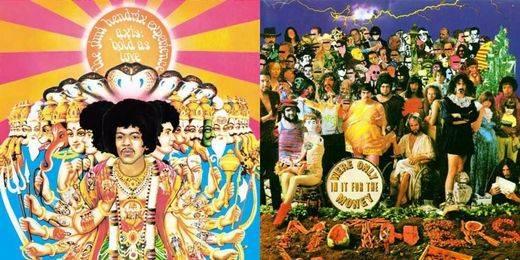 Los 100 mejores discos de los años 60 (del 50 al 41)