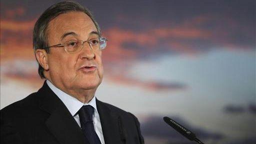 Florentino Pérez, sobre la sanción de la FIFA:
