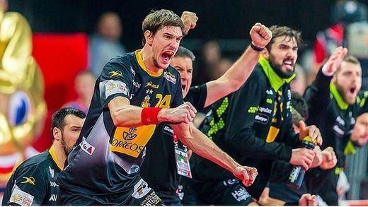 Europeo 2016: los 'Hispanos' le echan furia ante Hungría y se acercan a las semifinales (31-29)