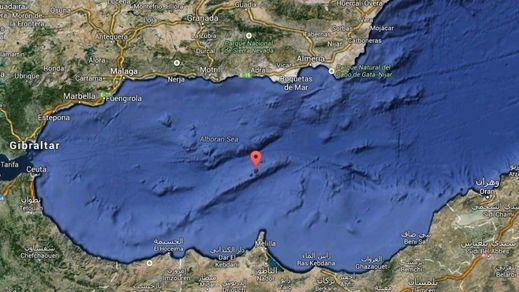 Nuevo terremoto en el Mar de Alborán de baja intensidad: 4,7 grados en la escala Richter