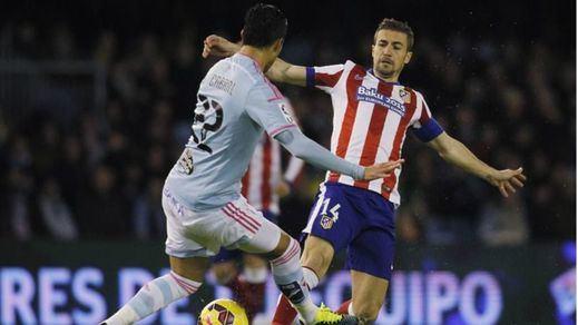 Copa: emoción en el Manzanares con un Atlético que se la juega ante un Celta a por todas