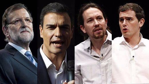 El negocio de los 'followers': Sánchez y Rivera son los políticos con más seguidores falsos en Twitter