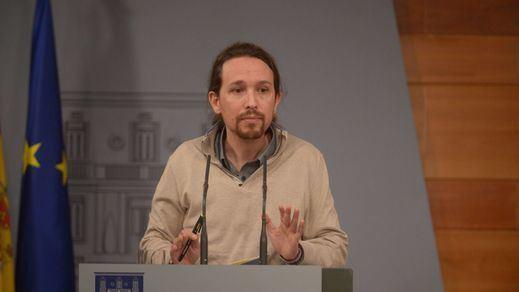 Pablo Iglesias estudia plantear ya un ultimátum a un PSOE dividido
