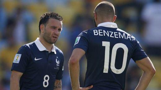 Benzema vuelve a declarar por su supuesto chantaje a Valbuena