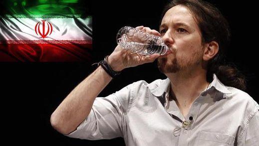 A vueltas con el sueldo de Pablo Iglesias: aseguran que cobró del régimen iraní hasta las elecciones