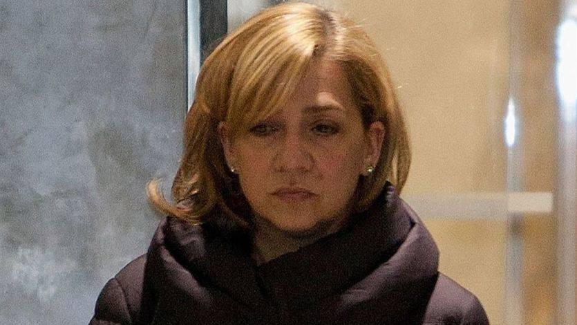 La infanta Cristina sí será juzgada: la Audiencia Provincial de Baleares no aplicará la 'doctrina Botín'