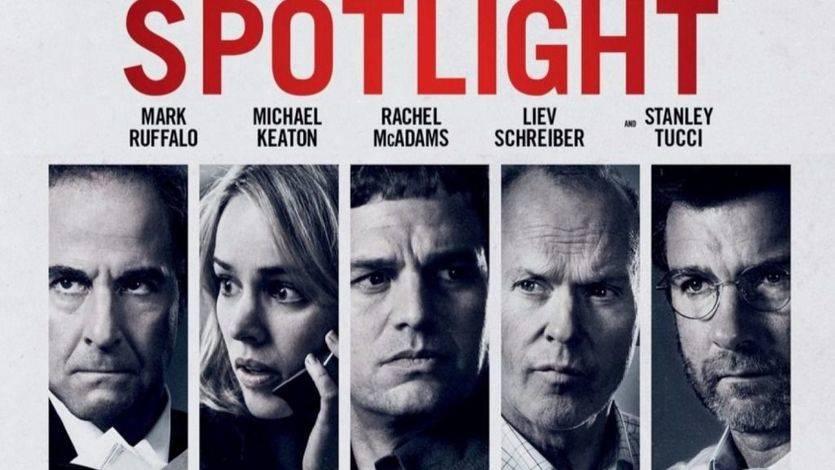 'Spotlight': Todos los hombres del Cardenal