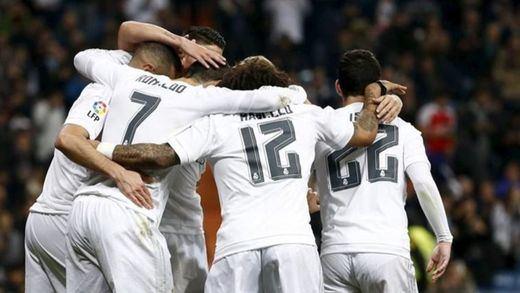 El Madrid vapulea con un set a un Espanyol asustado (6-0)