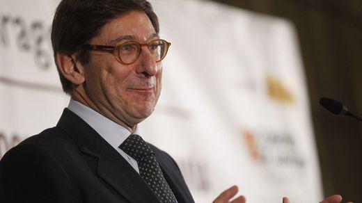 Bankia ganó 1.040 millones en 2015, un 40% más