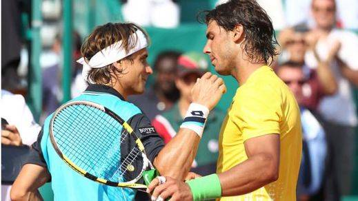 Ferrer, seria amenaza para la quinta plaza de Nadal en la lista ATP