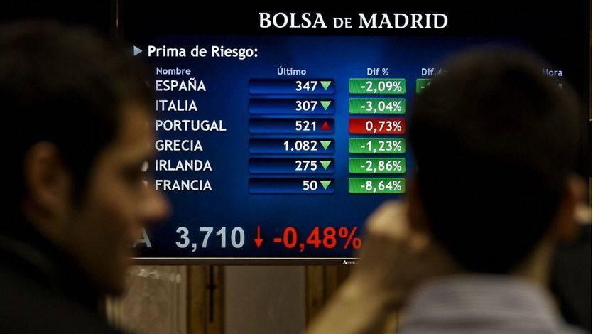 Caída generalizada de las bolsas europeas: el Ibex-35 cae casi un 3%
