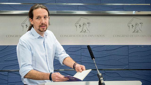 >> Iglesias acusa a Sánchez de 'hipocresía' por tantear a Podemos y a Ciudadanos a la vez