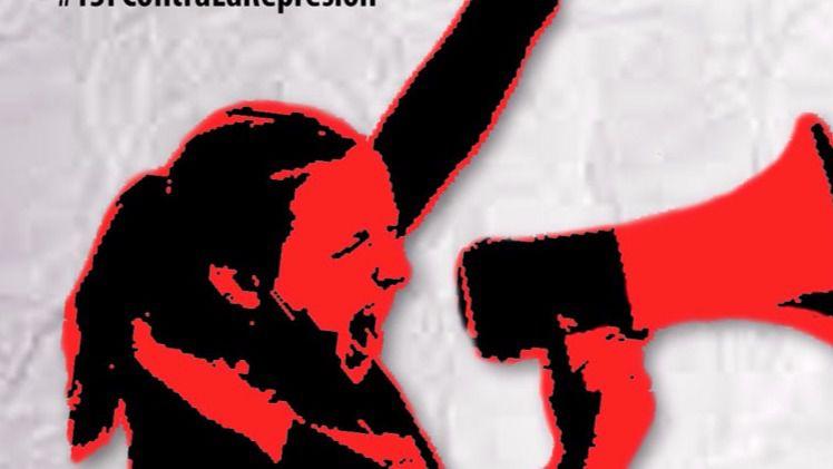 Más de 30 colectivos sociales convocan una marcha 'antirepresiva y solidaria' el 13-F