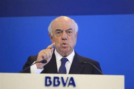 BBVA confía en que la Justicia de la UE no obligue a devolver las cláusulas suelo antes de mayo de 2013