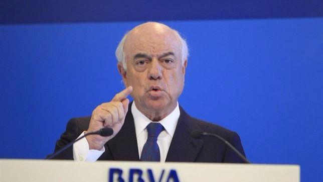Francisco González (BBVA) cree que el paro bajaría al 9,7% en 4 años con una política económica