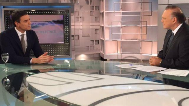 Sánchez se agarra al 'deseo de cambio' en busca de coincidencias entre PSOE, C's y Podemos