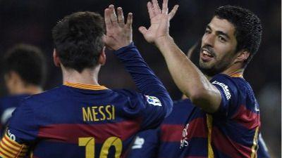 Copa del Rey: el 'Superbarça' le hace un siete a un Valencia horroroso (7-0)