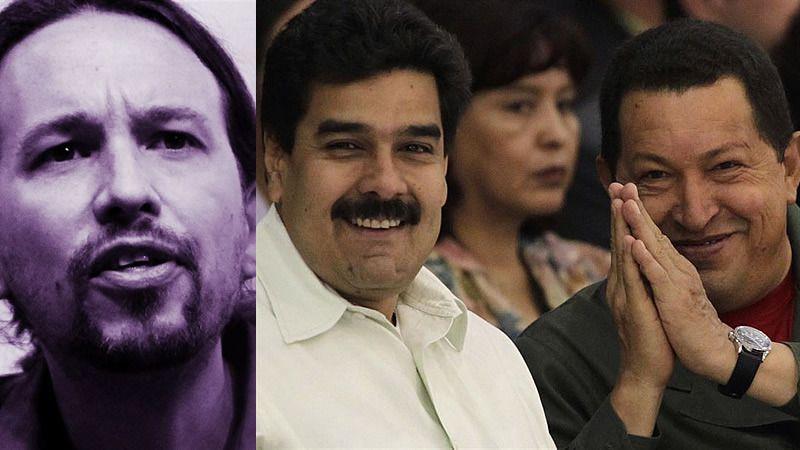 Venezuela investigará la supuesta financiación del chavismo a Podemos y ETA