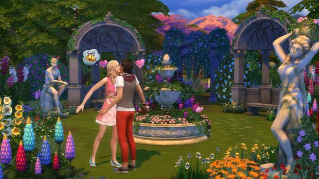 El 14 de febrero se convierte en el día de 'Sims Valentín'