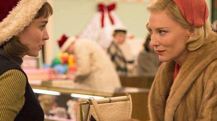 'Carol': Cuando el amor está prohibido