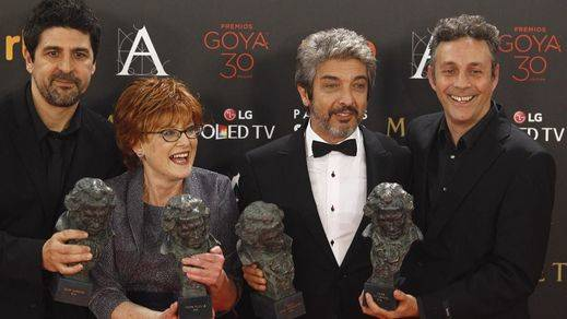 Premios Goya 2016: 'Truman' deja a 'La novia' compuesta y sin Goya
