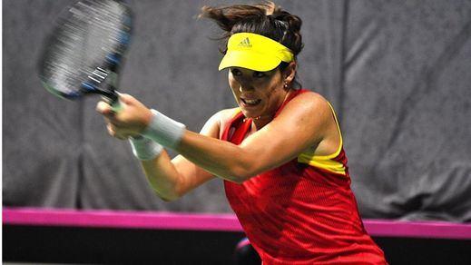 Copa Federación: el tenis femenino recupera su sitio tras derrotar a Serbia y subir a Primera (4-0)
