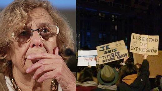 La crisis de los titiriteros amenaza a Carmena y promete un choque de partidos en plena negociación por el gobierno