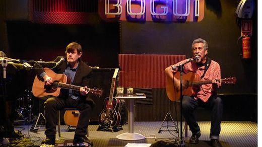 Arroyo/Espinoza, el Bogui nos regala una mezcla explosiva... del mejor jazz