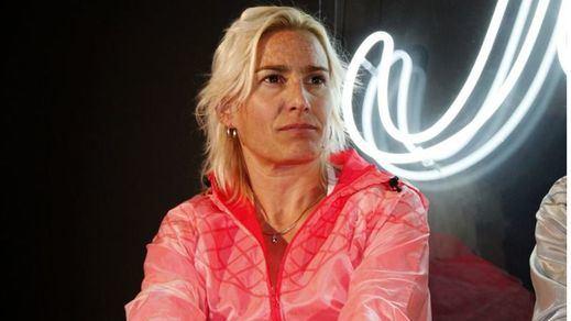 Marta Domínguez sigue en caída libre: le retiran su condición de 'deportista de alto nivel'