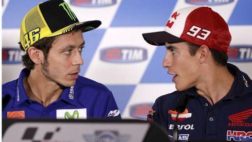 La empresa de 'merchandising' de Valentino Rossi y los hermanos Márquez rompen lazos comerciales