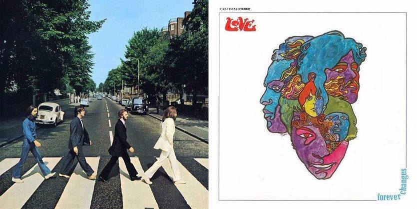 Los 100 mejores discos de los años 60 (del 20 al 11)