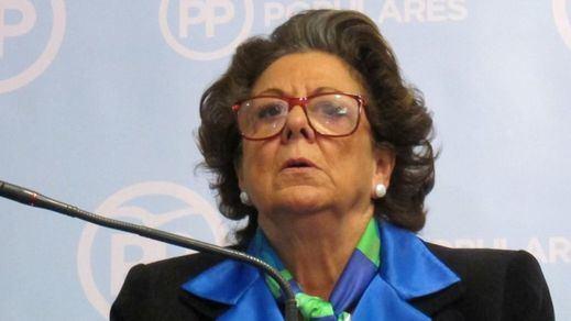 Rajoy mantiene el apoyo a Barberá al seguir aforada desde la Diputación Permanente del Senado