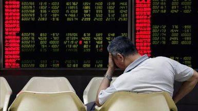 Las dudas sobre la econom�a mundial vuelven a hacer temblar las bolsas