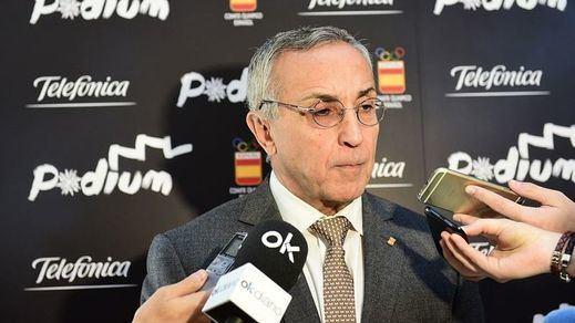 El Comité Olímpico Español,
